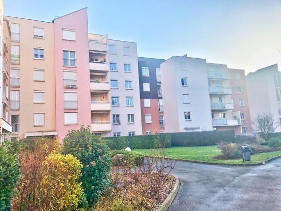 Appartement 5 pieces Dijon nord Quartier la Fleuriée