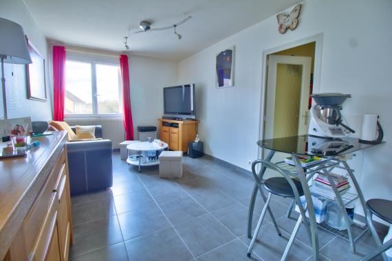 Appartement 2 pièces de 38m² avec garage