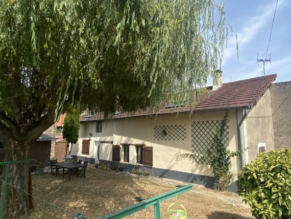 Maison 110 m² Secteur Pontailler-sur-Saône