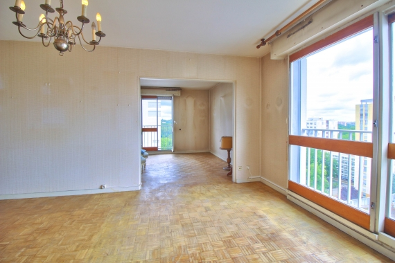 Appartement 75 m² T4 avec 2 parking