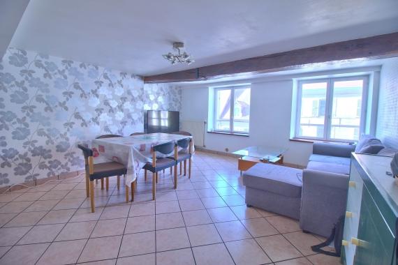 Appartement T3 de 69 m² au 2ème étage,